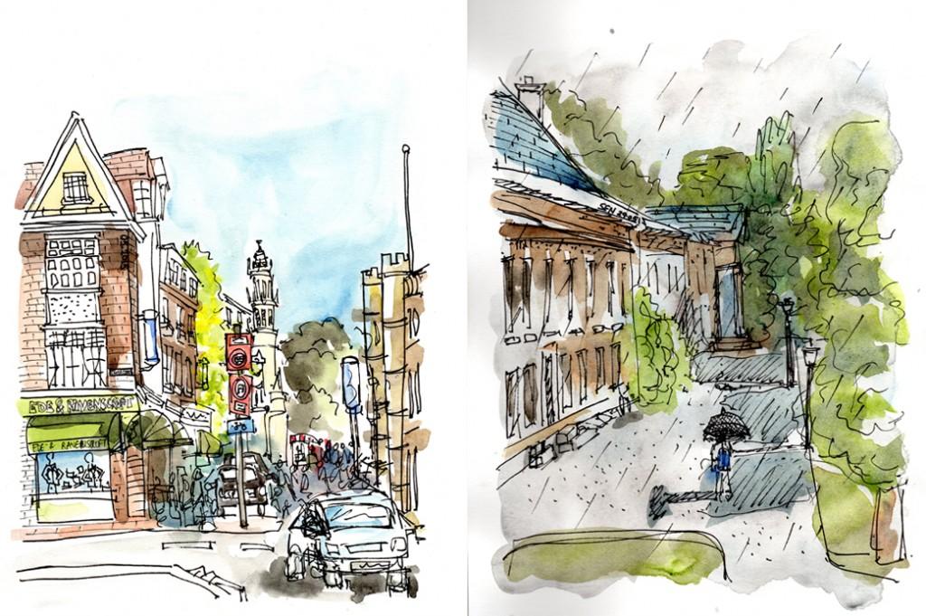urban-sketch