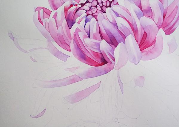 Ria Unson Chrysanthemum exercise